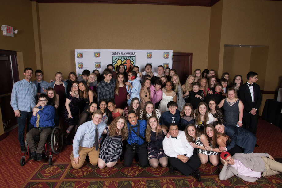 Were you Seen at the Best Buddies Friendship Ball, an inclusive dance party for people with and without intellectual or developmental disabilities, at Hilton Garden Inn in Troy on February 3, 2017? Photo: Michael LaRose Photography