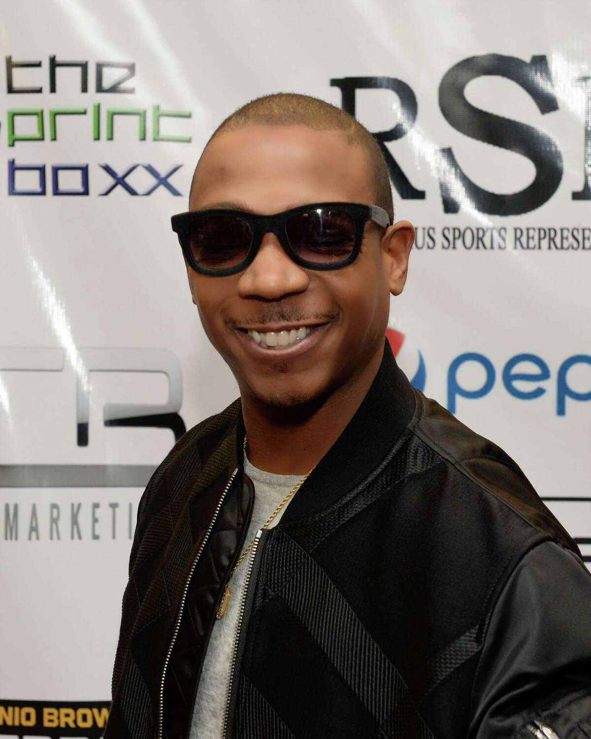 Grammy nominated Rapper Ja Rule arrives for the DraftKings Antonio Brown Celebrity Charity Basketball Game on February 3, 2017 at Joe K. Butler Sports Complex, Houston, TX.