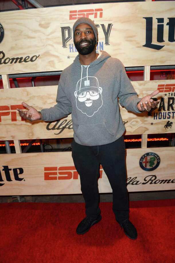 NBA player Baron Davis attends the 13th Annual ESPN The Party on February 3, 2017 in Houston, Texas. Photo: Gustavo Caballero, Getty Images For ESPN / 2017 Getty Images