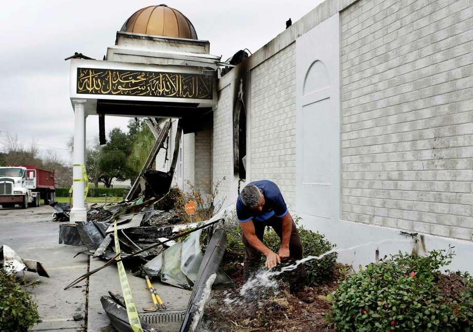 Картинки по запросу Mosque Arsonist