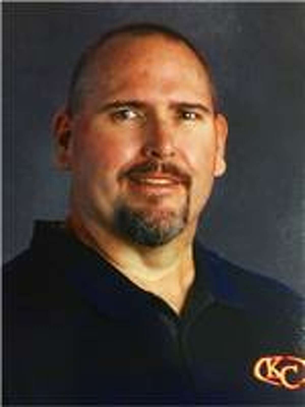 Klein Collins run-game coordinator and offensive line coach Jim Scott, pictured before his 2015 diagnosis of pancreatic cancer. After a long, protracted battle, Coach Scott passed away Jan. 5. He is survived by his wife, Priscilla, also a Klein ISD educator, and his three children, Hayden, Michelle and Lauren.