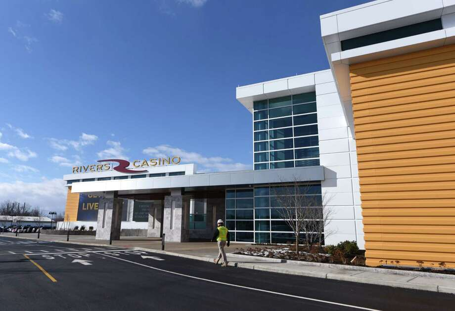 Exterior of Rivers Casino & Resort Schenectady on Wednesday, Feb. 1, 2017, in Schenectady, N.Y.  (Will Waldron/Times Union) Photo: Will Waldron / 20039576A