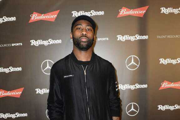 HOUSTON, TX - FEBRUARY 04:  NFL player Darrelle Revis at the Rolling Stone Live: Houston presented by Budweiser and Mercedes-Benz on February 4, 2017 in Houston, Texas. Produced in partnership with Talent Resources Sports.
