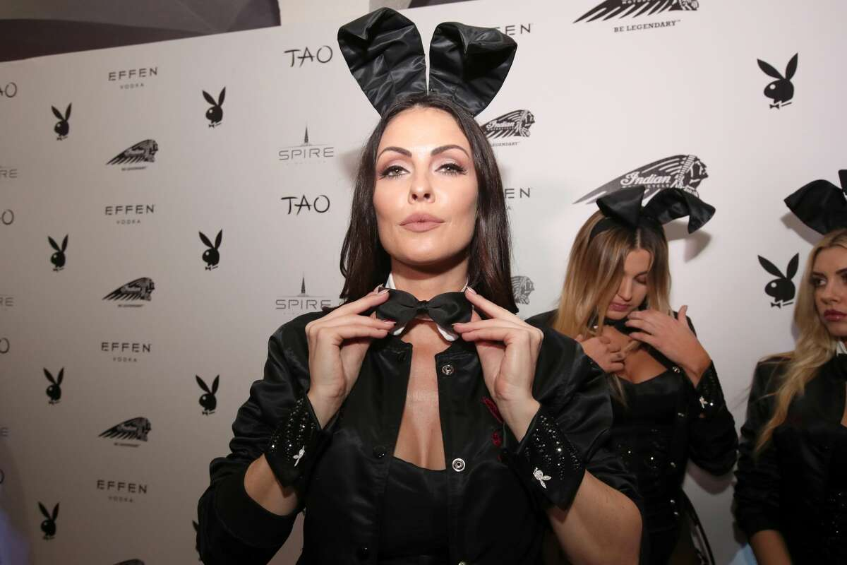 HOUSTON, TX - FEBRUARY 04: Playmate Summer Altice attends the Playboy party with TAO at Spire Nightclub on February 4, 2017 in Houston, Texas. (Photo by Christopher Polk/Getty Images for Playboy)