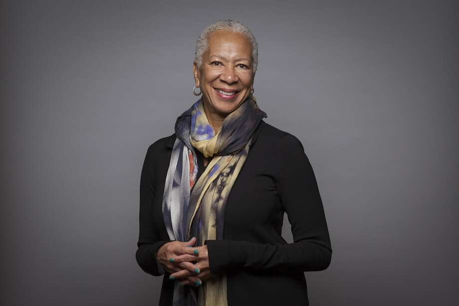 Visionary of the Year Nominee Angela Blackwell - CEO of Policy Link Wednesday 01  February 2017 in Oakland, CA. (Peter DaSilva Special to the Chronicle) Photo: Peter DaSilva
