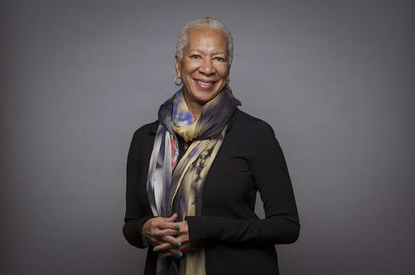 Visionary of the Year Nominee Angela Blackwell - CEO of Policy Link Wednesday 01  February 2017 in Oakland, CA. (Peter DaSilva Special to the Chronicle)