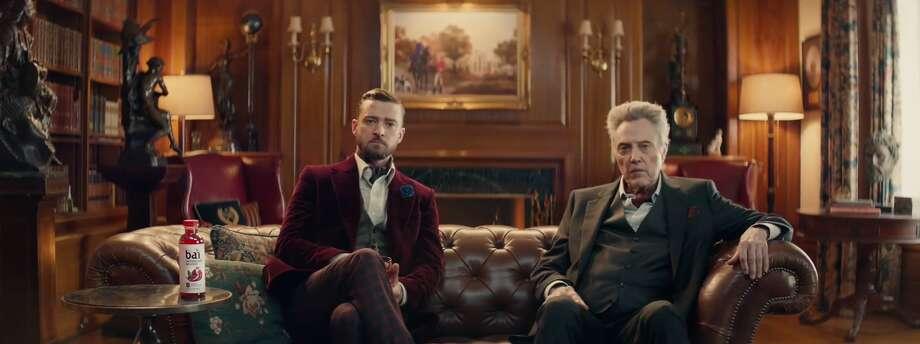 Justin Timberlake & Christopher WalkenClick through to see Super Bowl LI's game day photos.