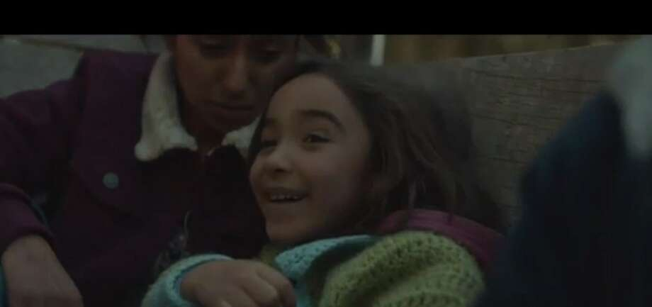 A screenshot from the controversial 84 Lumber ad, which aired in part during the Super Bowl. Photo: 84 Lumber