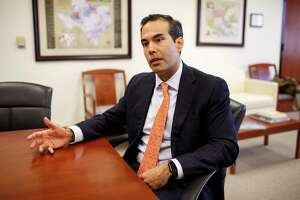 Land Commissioner George P. Bush says he misses working in the private sector.