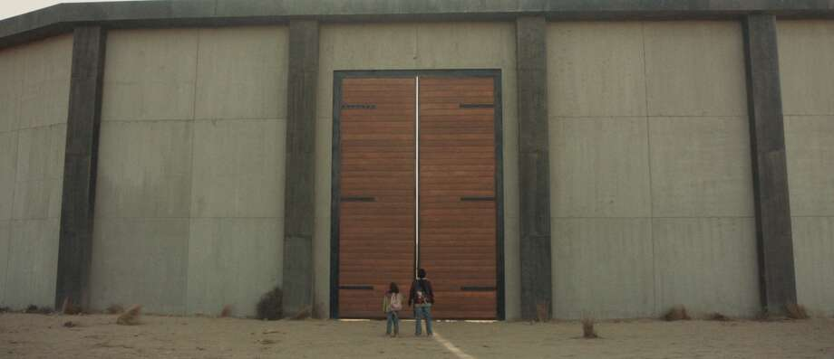 Images of a border wall in 84 Lumber's Super Bowl commercial were deemed too controversial by Fox. Photo: 84 Lumber