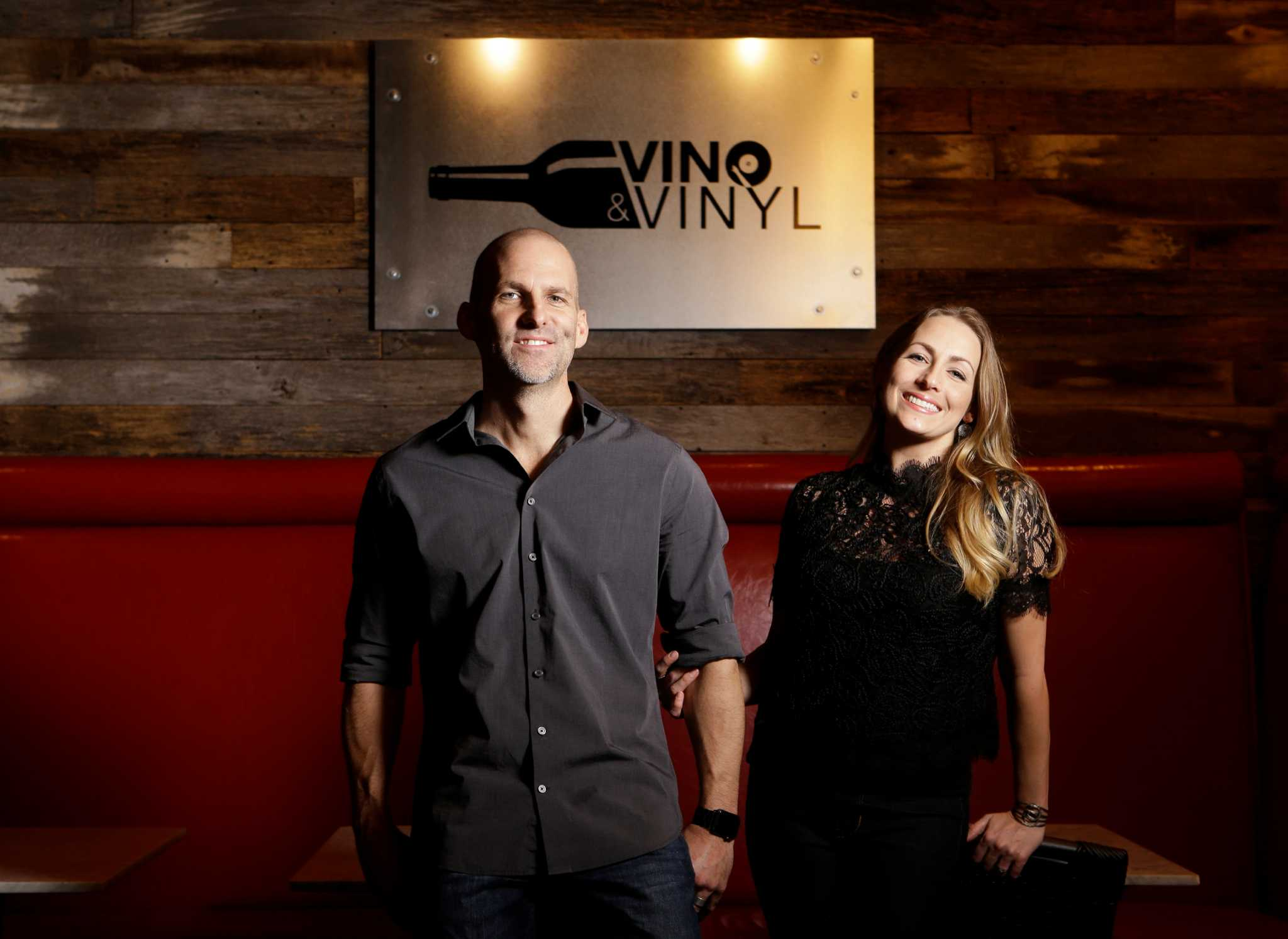 Vino Amp Vinyl Where Music Meets Merlot Is Expanding
