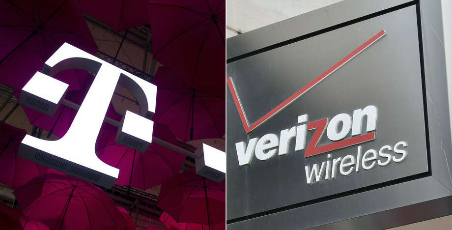 T-Mobile and Verizon got into quite the Twitter battle Super Bowl Sunday. Photo: Getty Images
