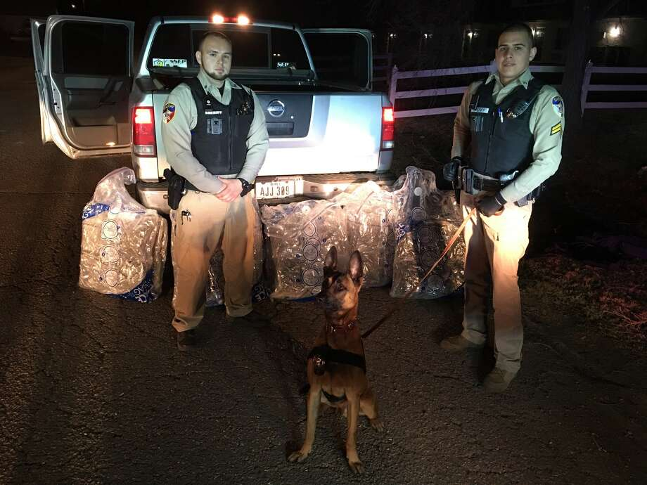 Medical marijuanaSherman County police recently busted 200 pounds of marijuana.Click through to see the strangest names for medical marijuana strains.