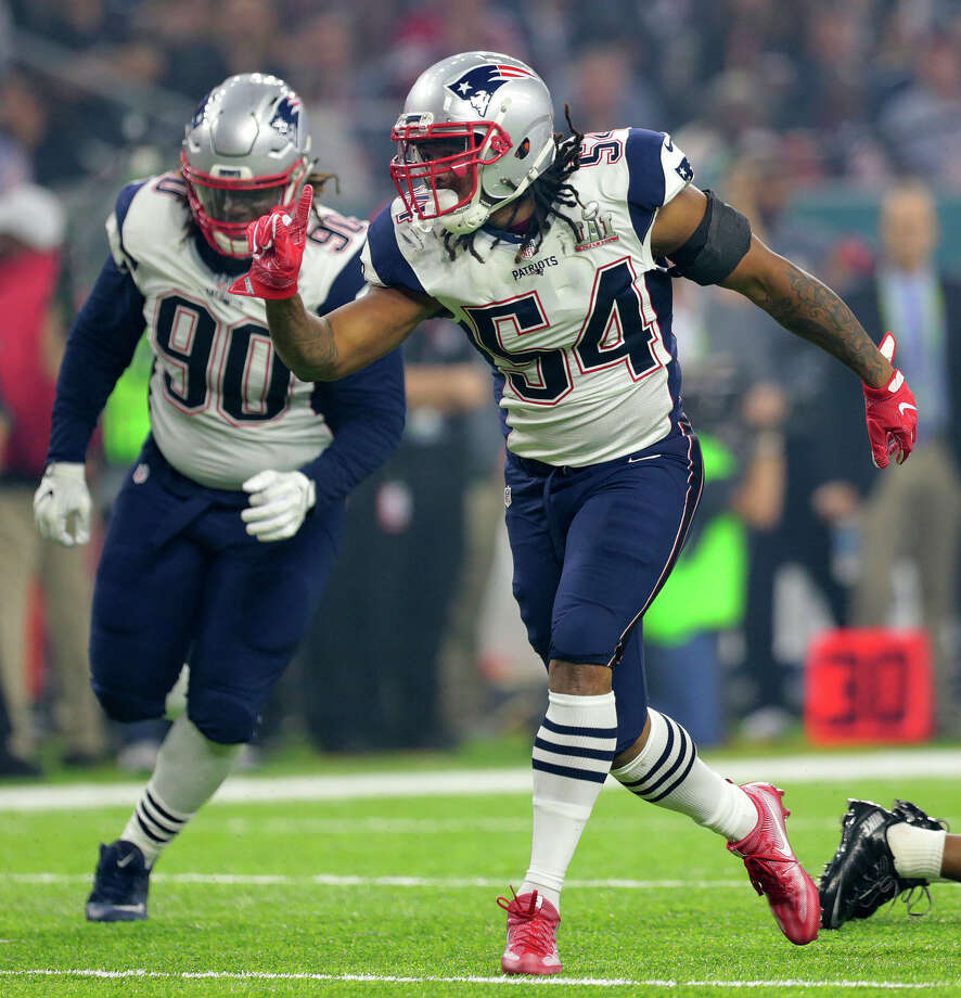 Dont'a Hightower, LB, PatriotsThe Patriots refuse to overpay for any player, no matter how valuable. Hightower has reportedly already met with the Jets and Titans and has received interest from the Steelers. However, there are reports that he badly wants to stay in New England. Photo: Brett Coomer/Houston Chronicle