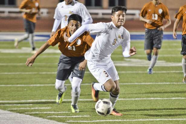 LBJ picked up its second playoff win in the past three years Thursday beating McAllen 3-2 in Roma.