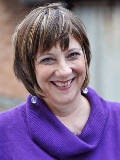 Author Deborah Crombie Photo: Steve Ullathorne
