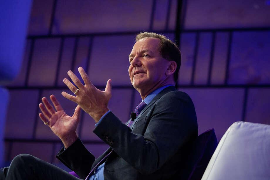 Paul Tudor Jones Photo: Michael Nagle/Bloomberg