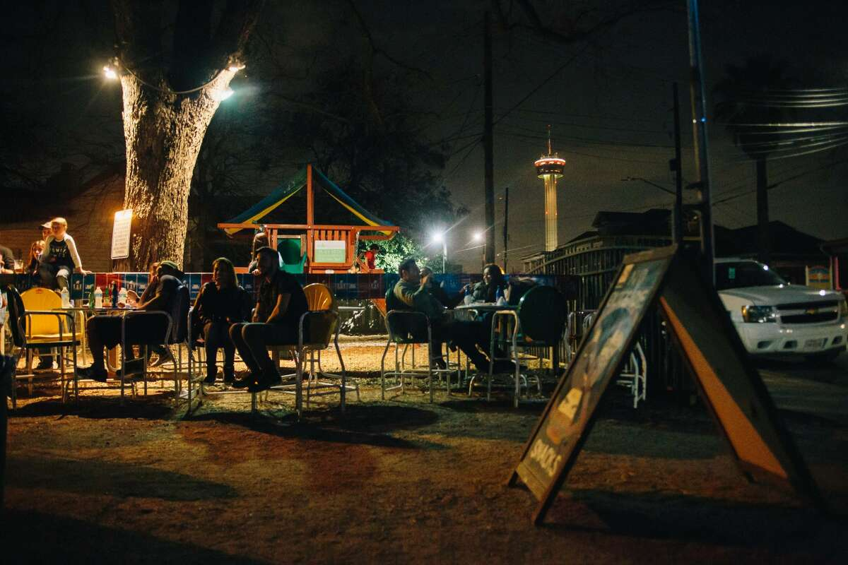 Southtown Other bars and hangouts: Bar America, Jokesters, Queso Pan y Vino/The Pipe Corner, Azucar, The Maverick, Low Country, The Filling Station, Halcyon and 1919
