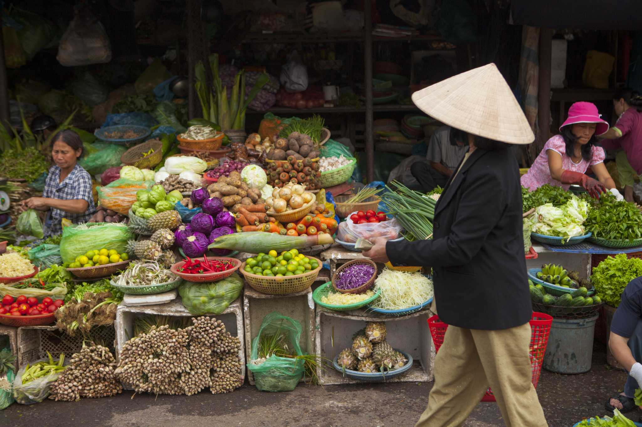 A trip to Vietnam: Despite a history of conflict, Hue's culture is ancient and welcoming - and delicious