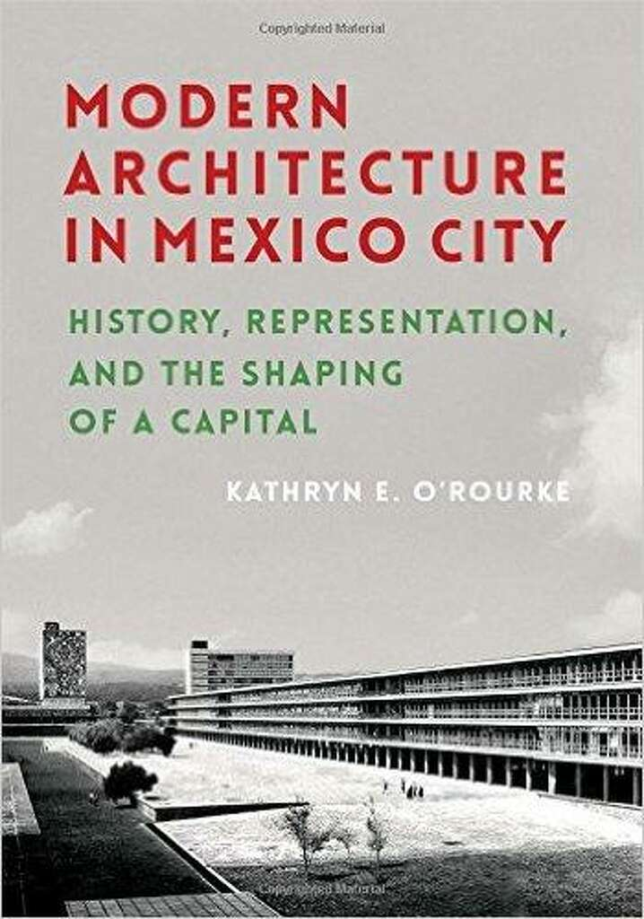 Modern Architecture Font book review: mexico's modern architects built on the country's
