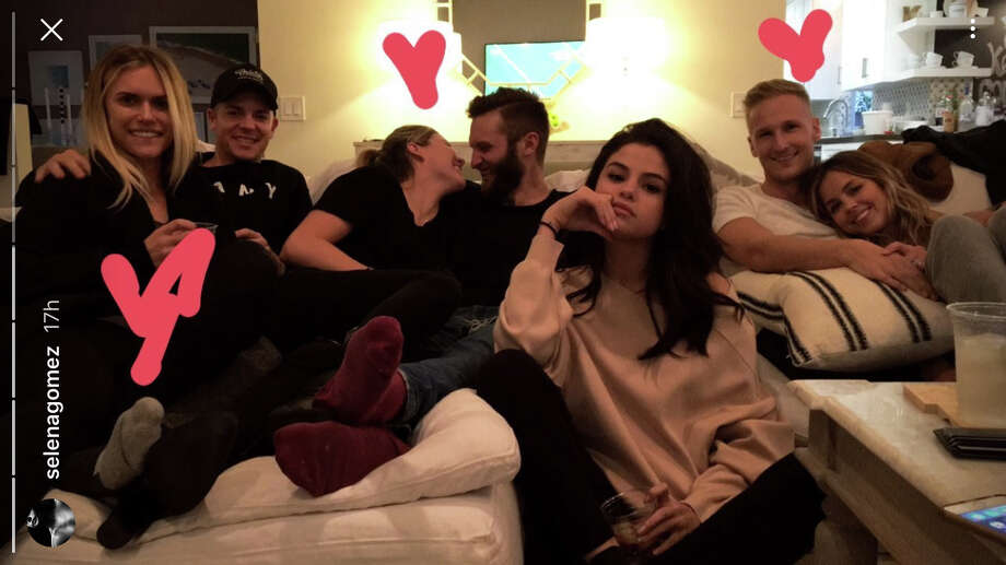 Selena Gomez has no problem with being alone at the party. Continue clicking to see our favorite photos of Selena Gomez through the years.Source: Instagram Photo: Instagram