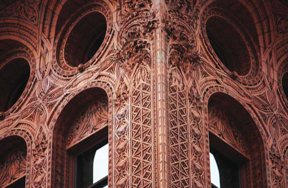 The Guaranty Building in Buffalo, N.Y., is a Sullivan creation. Photo: For The Intelligencer