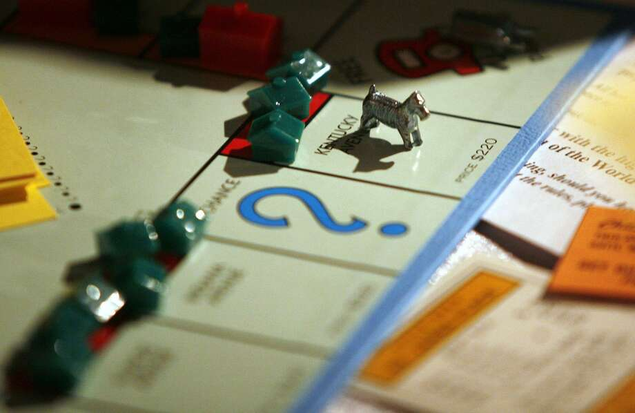 Another decision paying off for Hasbro was sticking by Monopoly and other traditional games. That unit increased sales 11 percent, the company said. Photo: Bloomberg News /File Photo / Bloomberg