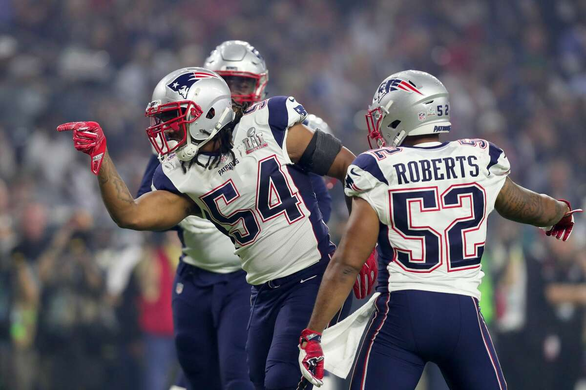 3. Dont'a Hightower LB, New England: He's great within a small area and could be a fit if NaVorro Bowman retains his speed after tearing his Achilles. Hightower is also an excellent blitzer.
