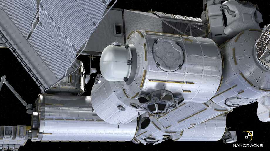 Webster-based NanoRacks has teamed up with Boeing to build and install the first commercial airlock module on the International Space Station.