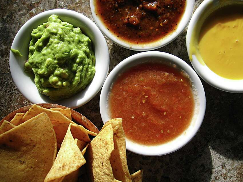 Critics chose the guacamole at Paloma Blanca as the best in San Antonio in 2017. 5800 Broadway210-822-6151