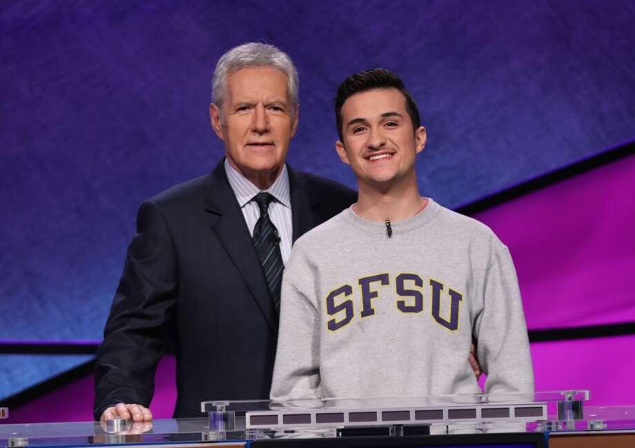 "Esteban Fernandez of SFSU will compete on ""Jeopardy!"""