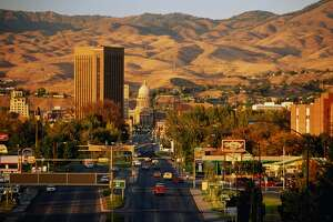 12. Boise,     Idaho   