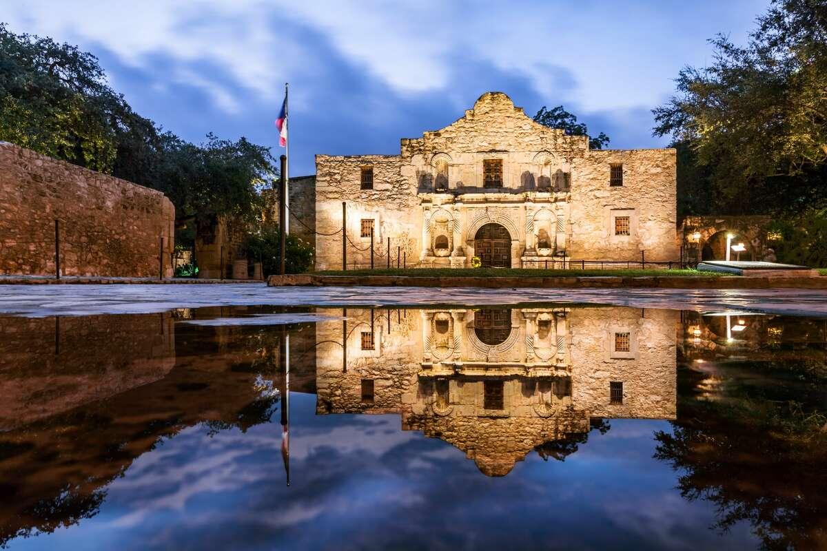 23. San Antonio Average annual salary: $43,740 Average monthly rent: $879 Median home price: $178,408