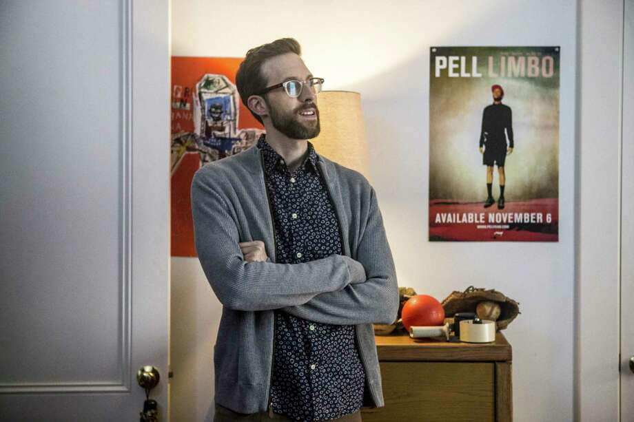 Rob Kerkovich as Sebastian Lund, NCIS: NEW ORLEANS | Photo Credits: Skip Bolen, CBS / ©2016 CBS Broadcasting, Inc. All Rights Reserved