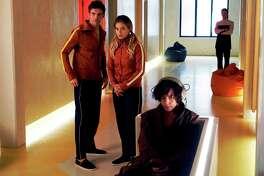 """Dan Stevens, from left, Rachel Keller and Aubrey Plaza star in FX's """"Legion."""""""