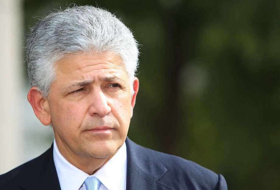 Attorney Dan Petrocelli in 2010. Photo: Mayra Beltran, Houston Chronicle