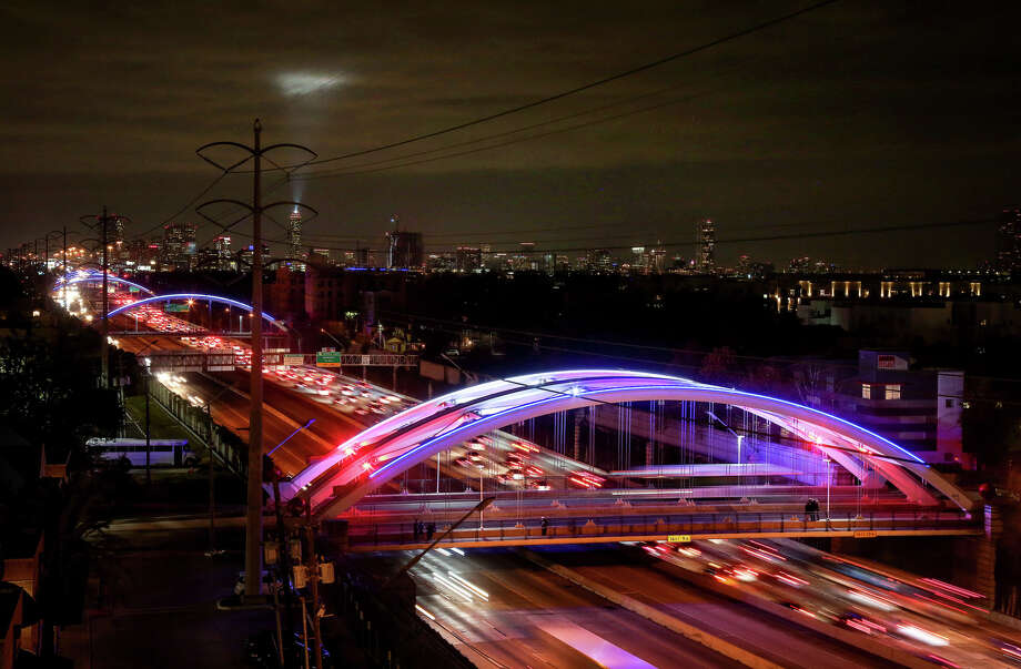 """It's not """"Interstate 69"""" People give you a confused look if you don't say """"Highway 59"""", """"Eastex Freeway"""" or """"Southwest Freeway"""". Photo: Jon Shapley/Houston Chronicle"""