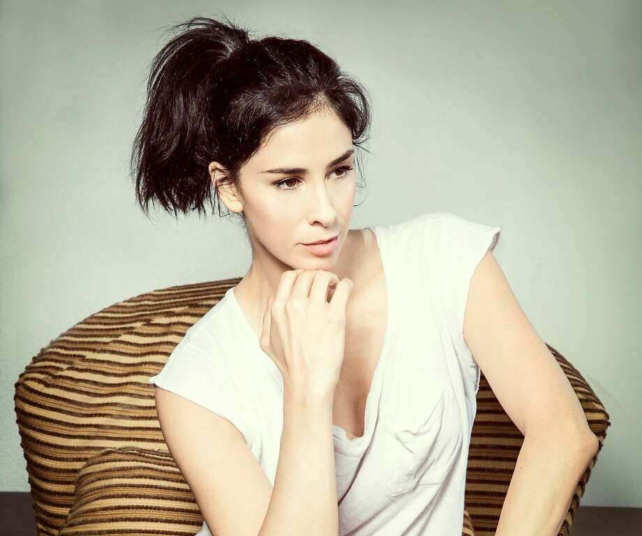 Sarah Silverman brings her comedy to the Ridgefield Playhouse on Wednesday, June 1. Photo: Robin Von Swank / Contributed Photo