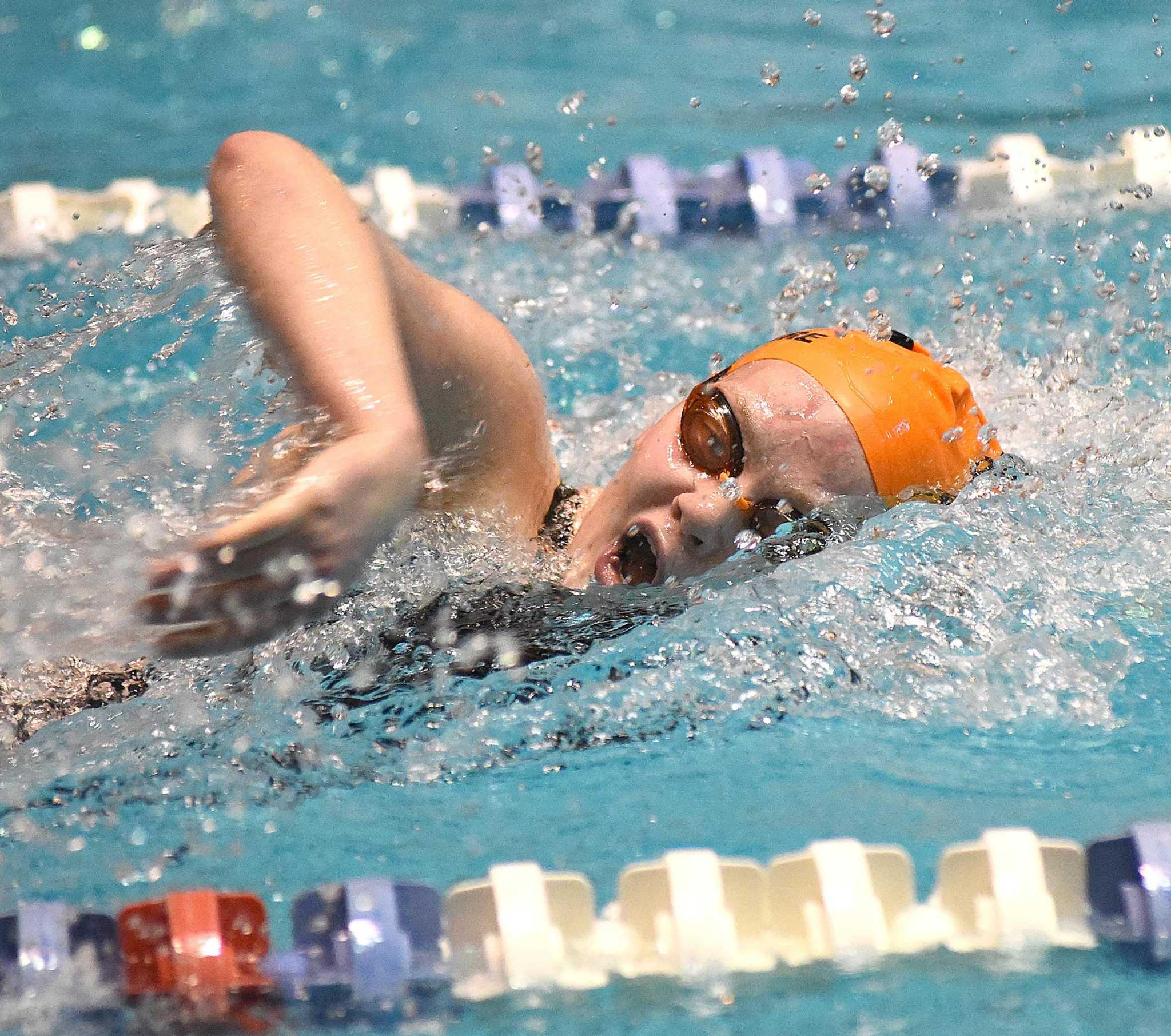 Hearst Connecticut Media girls swimming MVP: Ridgefield's Marcella Maguire