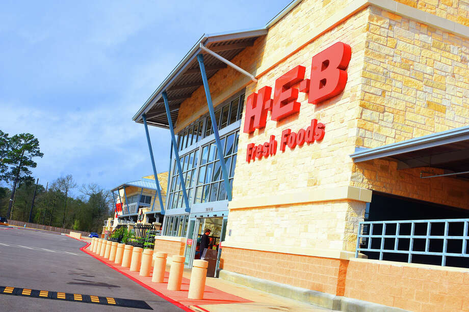 H-E-B plans to open a store soon in the Champions Forest area off the        Grand Parkway, and the grocer also recently opened a new store in        Magnolia.The new 106,000 square-foot H-E-B in Magnolia is located at 7988 FM        1488. It is one of 93 Houston-area H-E-Bs, 12 of which opened in 2015        and 2016. Photo: N/a