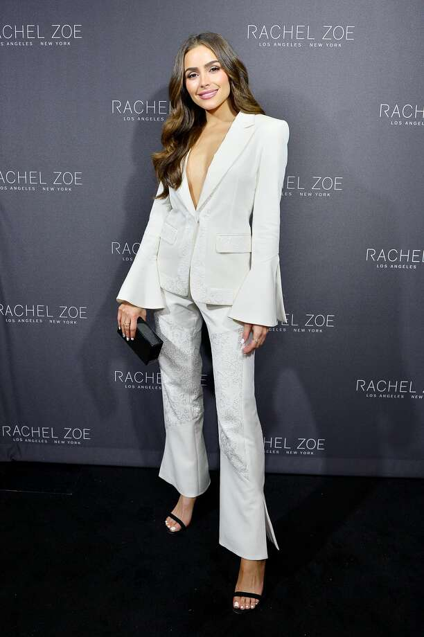WEST HOLLYWOOD, CA - FEBRUARY 06:  Olivia Culpo attends Rachel Zoe's Los Angeles Presentation at Sunset Tower Hotel on February 6, 2017 in West Hollywood, California.  (Photo by Stefanie Keenan/Getty Images for Rachel Zoe) Photo: Getty