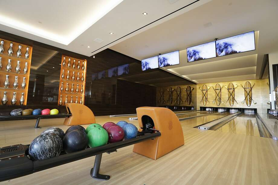 A bowling alley is pictured in this file photo.Click forward to see the best cities in the world for quality of life. Photo: Jae C. Hong, Associated Press