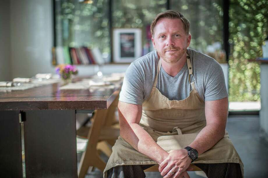 Chef Ryan Hildebrand has closed his Triniti restaurant after five years of operation. Photo: Nick De La Torre, Houston Chronicle / © de la Torre Photos LLC