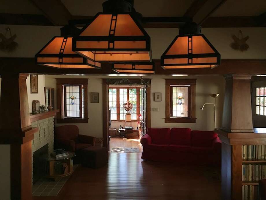 the bungalow reveals its beauty in the windows doors and more photo
