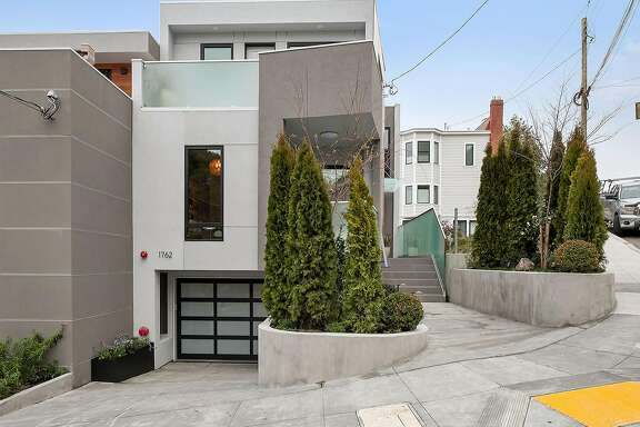 1762 12th Ave. in San Francisco's Inner Sunset is newly built and available for $2.995 million.�