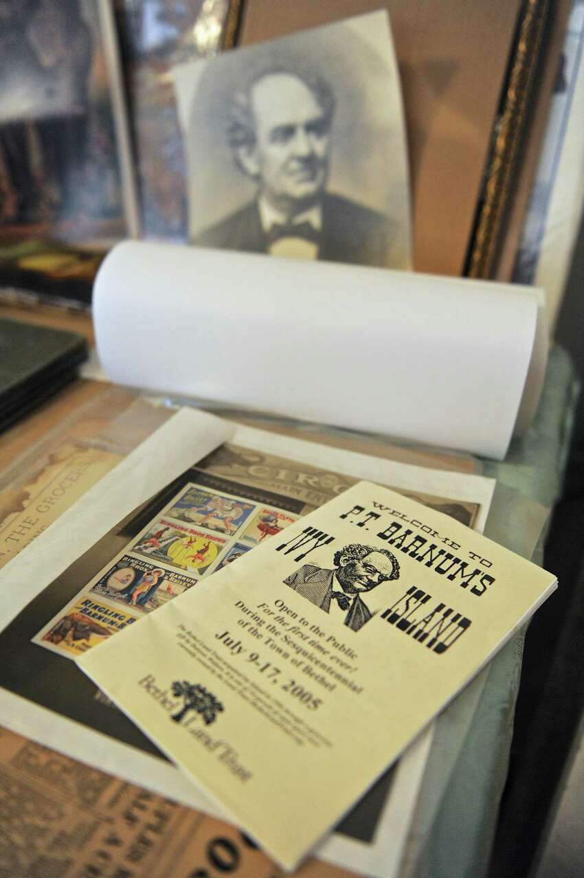Windy Cats Estate Sales will run an estate sale of P.T. Barnum's memorabilia in his Bethel home on Friday and Saturday. Find out more.