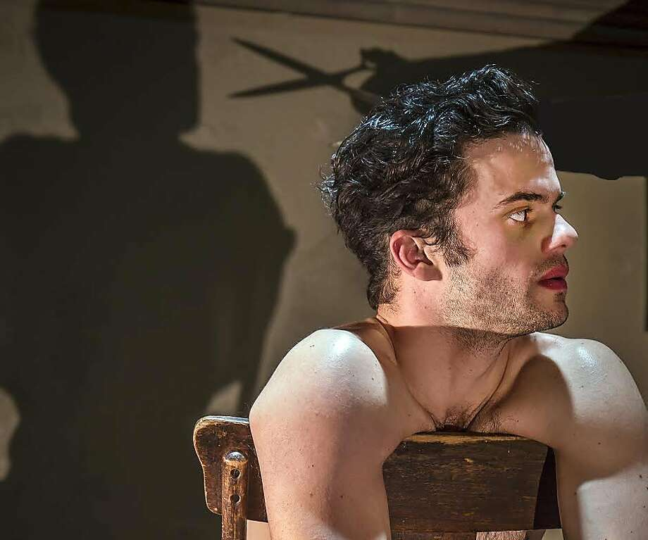 "Adam Roy plays Marcus in ""Years in the Hundreds."" Photo: Jim Norrena, Central Works"