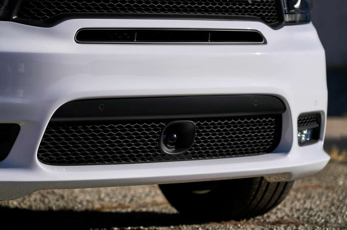 The new 2018 Dodge Durango SRT makes its debut Feb. 9, 2017, at the Chicago Auto Show.