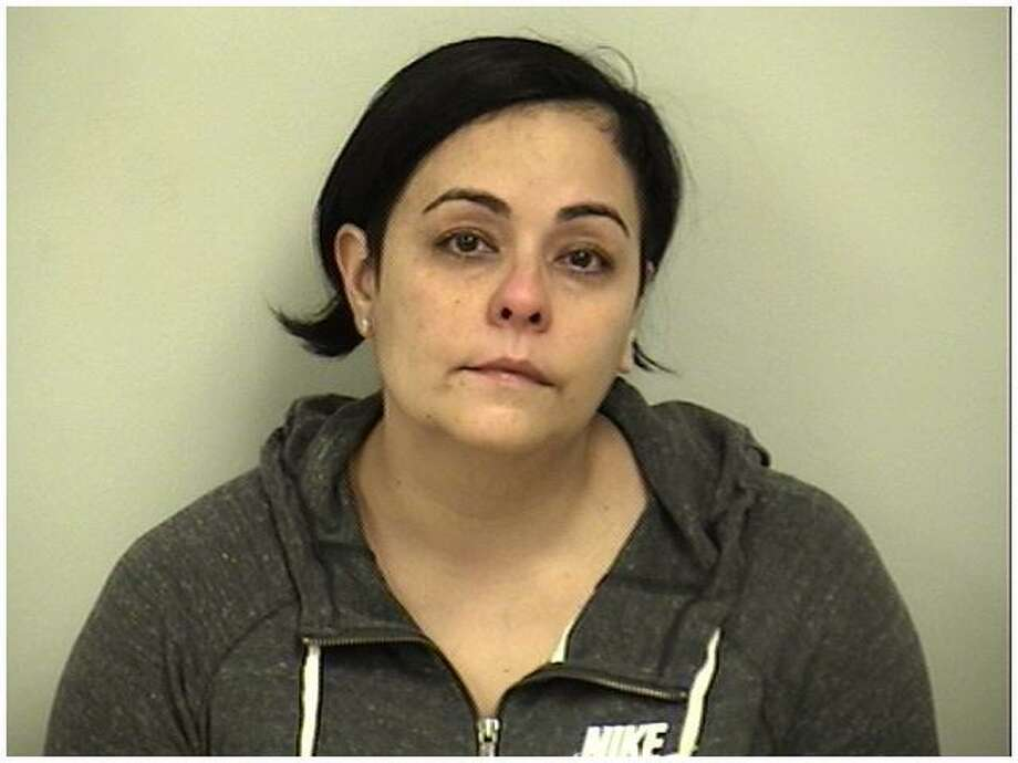 Patricia Medina, 43, of Westport, was charged with third-degree assault and disorderly conduct in Westport, Conn. Feb. 3, 2017. Photo: Westport Police / Contributed Photo / Westport News