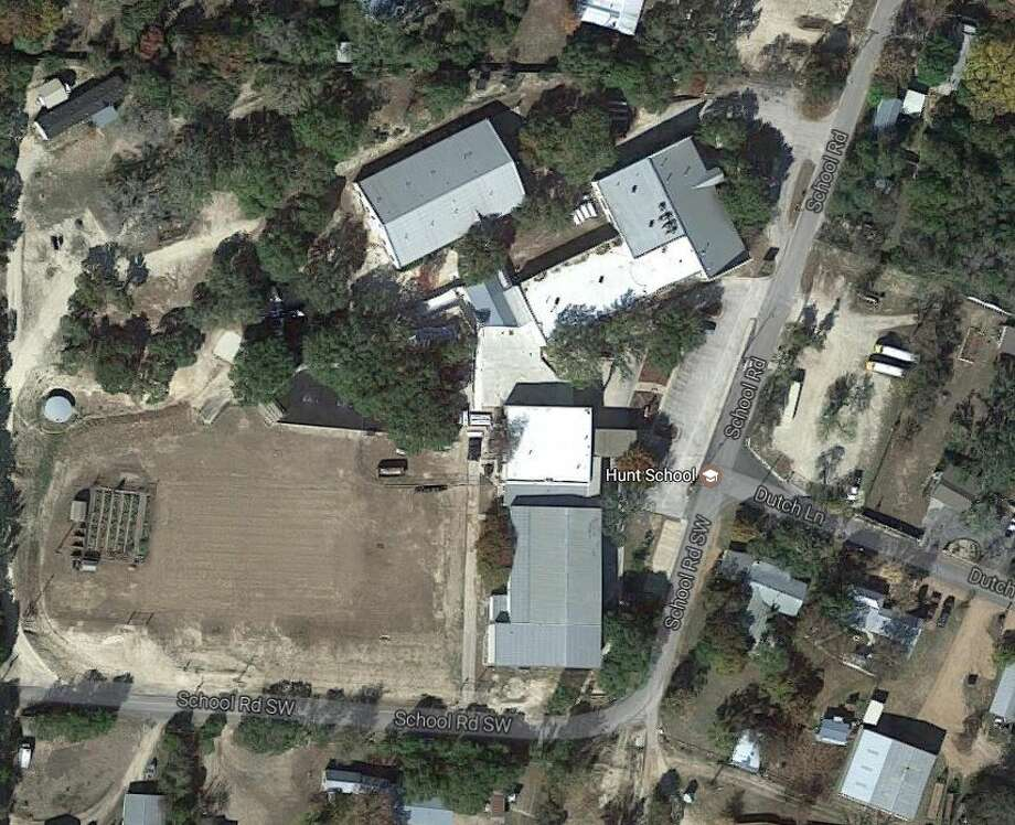 Hunt School ISD Photo: Google Maps